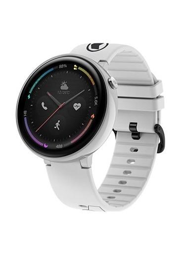 Xiaomi Xiaomi Amazfit Nexo Bluetooth Nabız ÖlÇer Akıllı Saat Beyaz